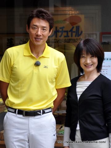 松岡修造さんと専務