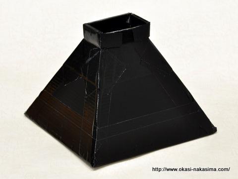 謎のピラミッド
