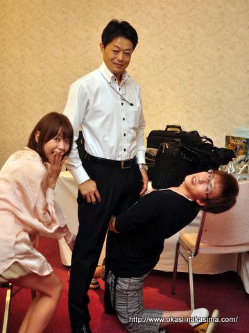 吉野さんとくりちゃん、ちさちゃん