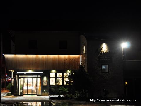 夜のナカシマ糸魚川店