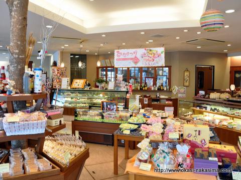 ひな祭りのナカシマ糸魚川店
