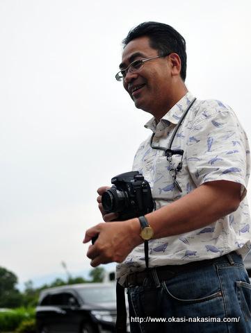 蛍撮影の説明