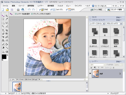 Photoshop Elements 4.0