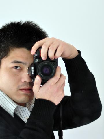 プロフィール用写真
