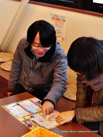 糸魚川ブラック焼きそばのお店を紹介