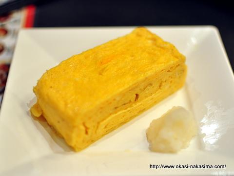 フワフワの卵焼き