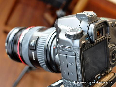 キヤノンのカメラ