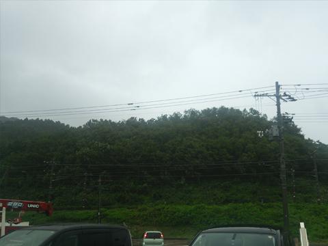 糸魚川の空模様