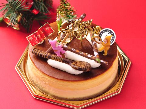 2013年クリスマスケーキ「ラ・フロマジュリー」