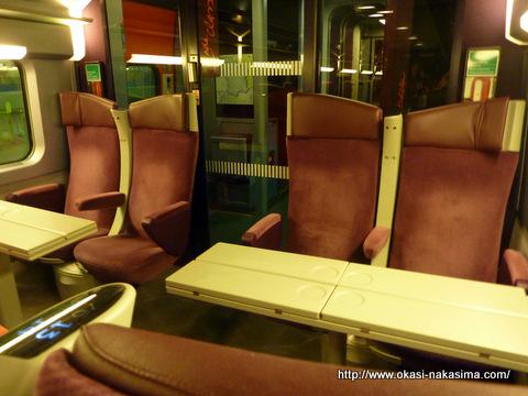 TGVの中