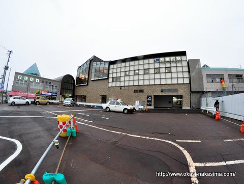 糸魚川駅全景