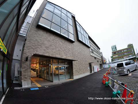 糸魚川駅右側から