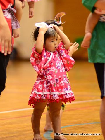 娘の盆踊り
