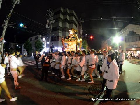 上田の神輿