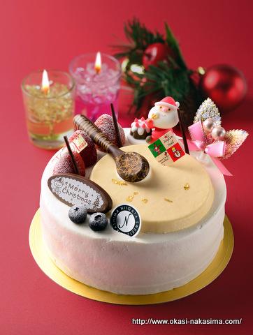 ハピー様限定クリスマスケーキ