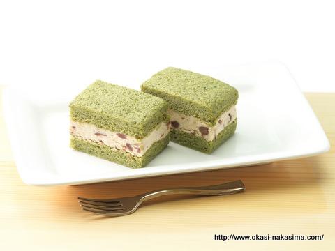 よもぎケーキ(仮称)